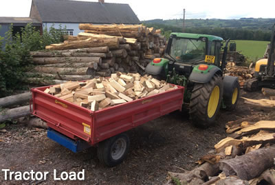 Prices | Locally Sourced Quality Firewood | AW Logs